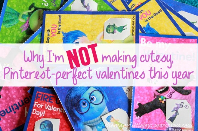 Why I'm Not Making Cutesy Valentines Cover copy